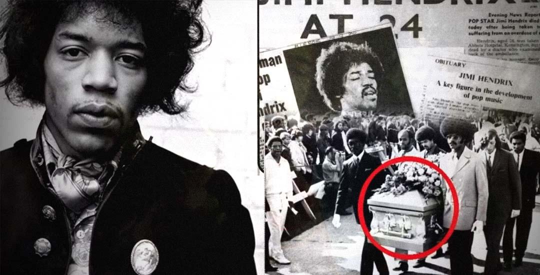 ¿Quién mató a Jimi Hendrix? 2
