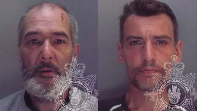 Encarcelados por robar a un músico callejero ciego. 2