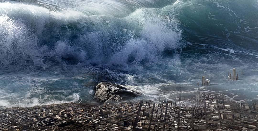 Tsunami en Albacete, escalofriante vídeo que pone los pelos de punta. 4
