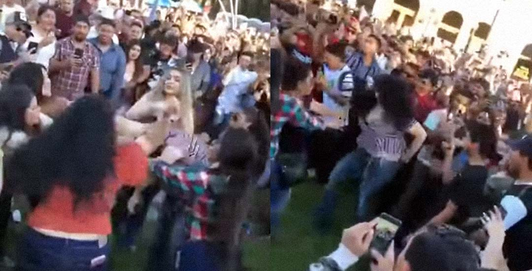 El Nobel de la Paz para este chico que zanja una pelea bailando. 24