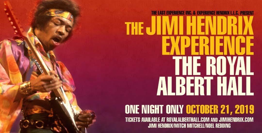 The Jimi Hendrix Experience: The Royal Albert Hall, la película perdida con el último concierto de Jimi Hendrix 4