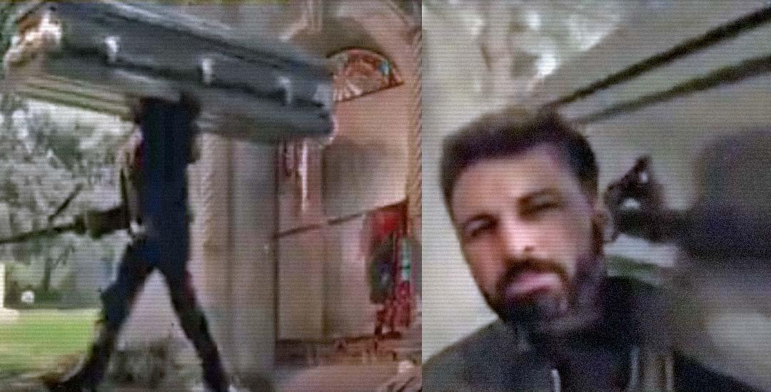 Santiago Abascal se lleva los restos de Franco en plan Terminator en este vídeo 5