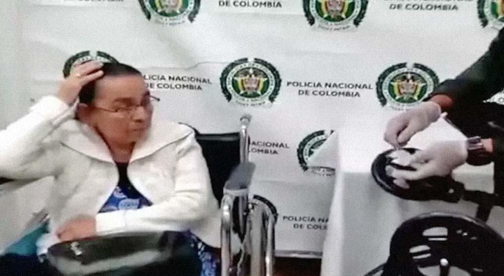 Abuela de 81 años detenida al encontrar tres kilos de cocaína en su silla de ruedas 2