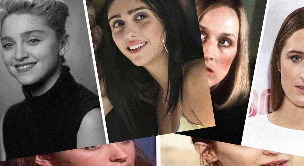 16 Fotos de famosas junto a sus hijas cuando tenían la misma edad 3