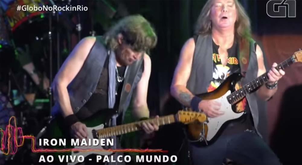 Concierto completo de Iron Maiden en Rock in Rio 2019 [Vídeo] 12