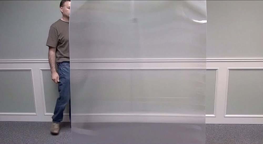 La capa de invisibilidad creada por una empresa Canadiense 4