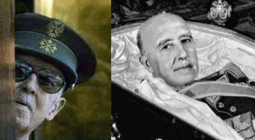 Memes exhumación de Franco, los 20 mejores 1