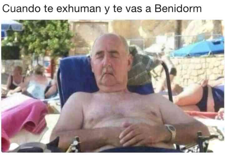 Memes exhumación de Franco, los 20 mejores 6