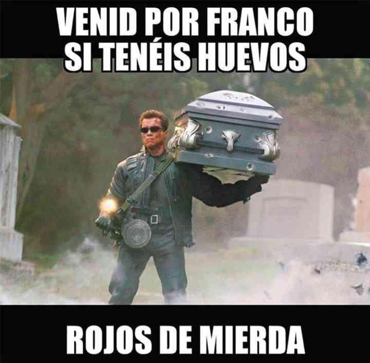 Memes exhumación de Franco, los 20 mejores 11