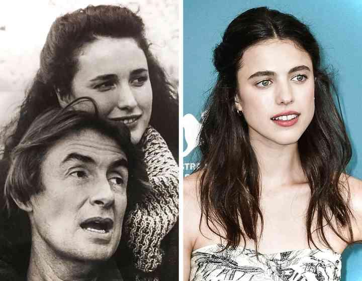 16 Fotos de famosas junto a sus hijas cuando tenían la misma edad 13