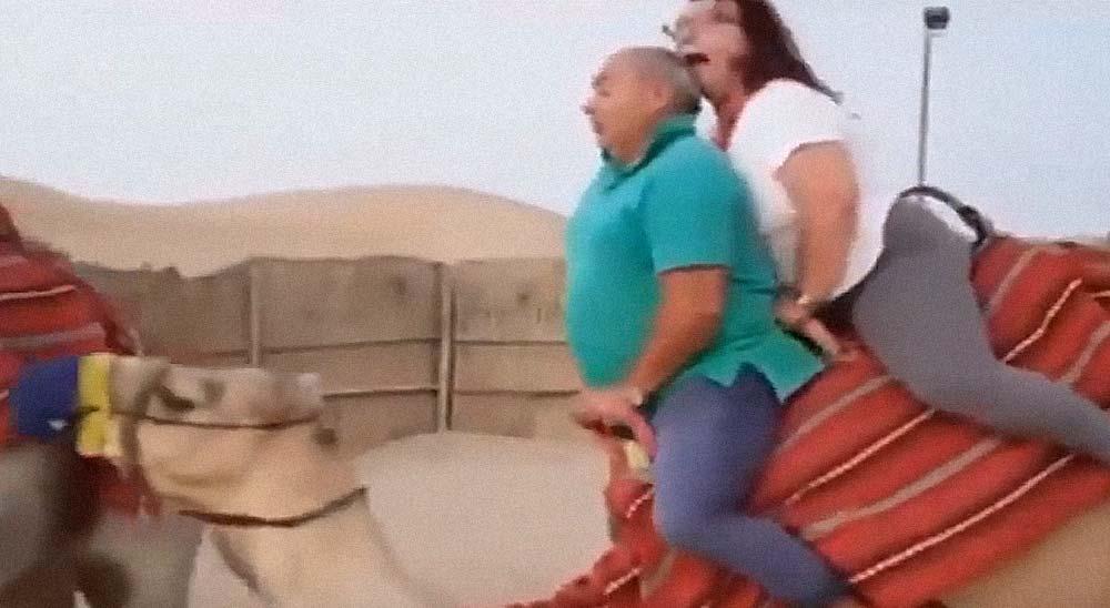 Un paseo en Camello que nunca van a olvidar 31