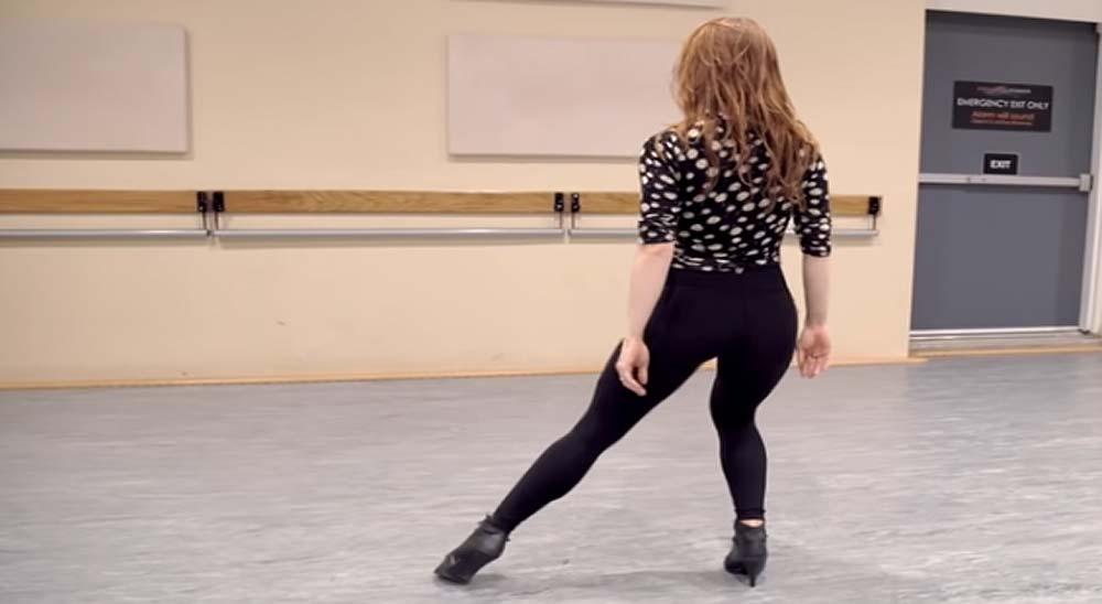 Demostración de body language por Liana Blackburn 2