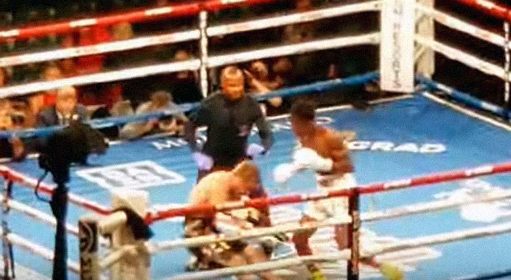Evan Holyfield gana su primera pelea profesional en 16 segundos [Vídeo] 5