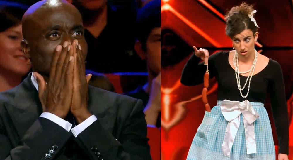 El jurado de Got Talent entra en shock al ver este numero [Vídeo] 7