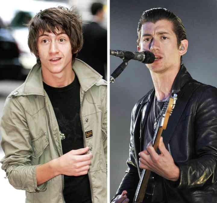 Así están hoy 10 estrellas del rock de la década del 2000 11