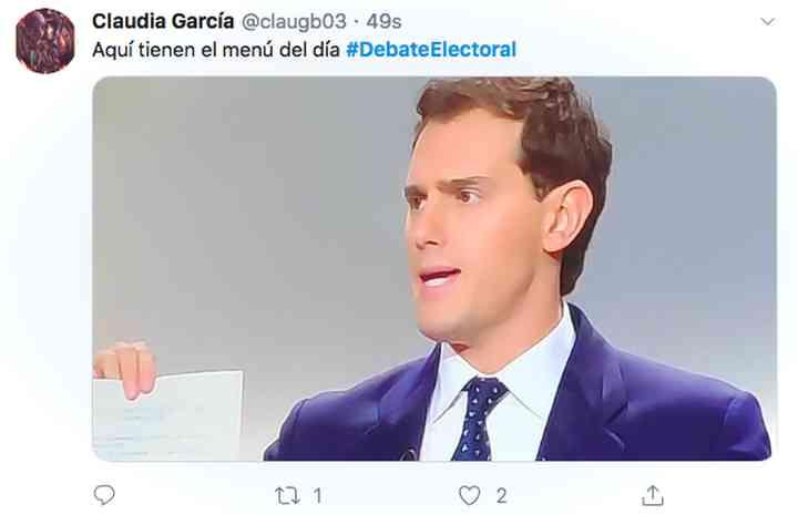 Memes del debate electoral, los 35 mejores 18