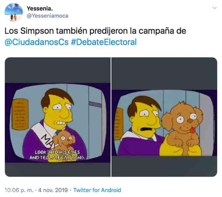 Memes del debate electoral, los 35 mejores 20