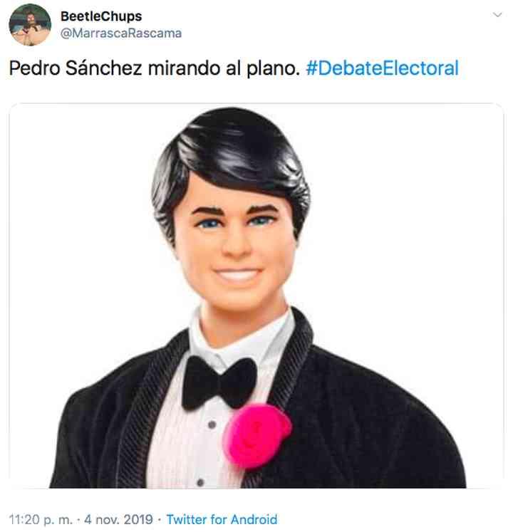 Memes del debate electoral, los 35 mejores 27