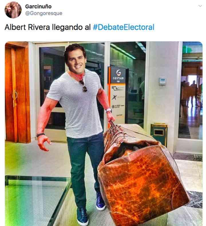 Memes del debate electoral, los 35 mejores 29