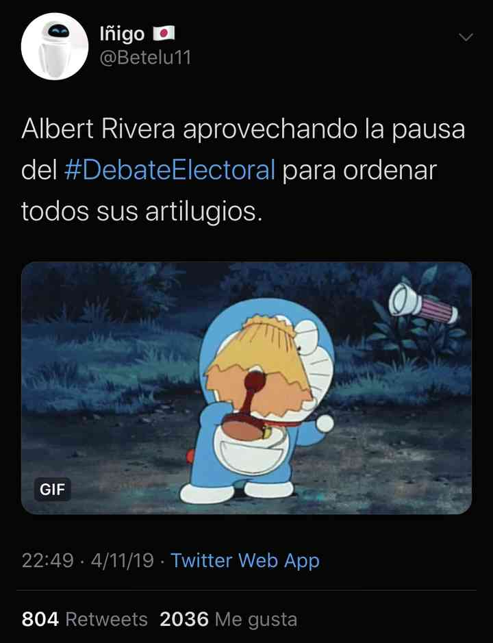 Memes del debate electoral, los 35 mejores 6