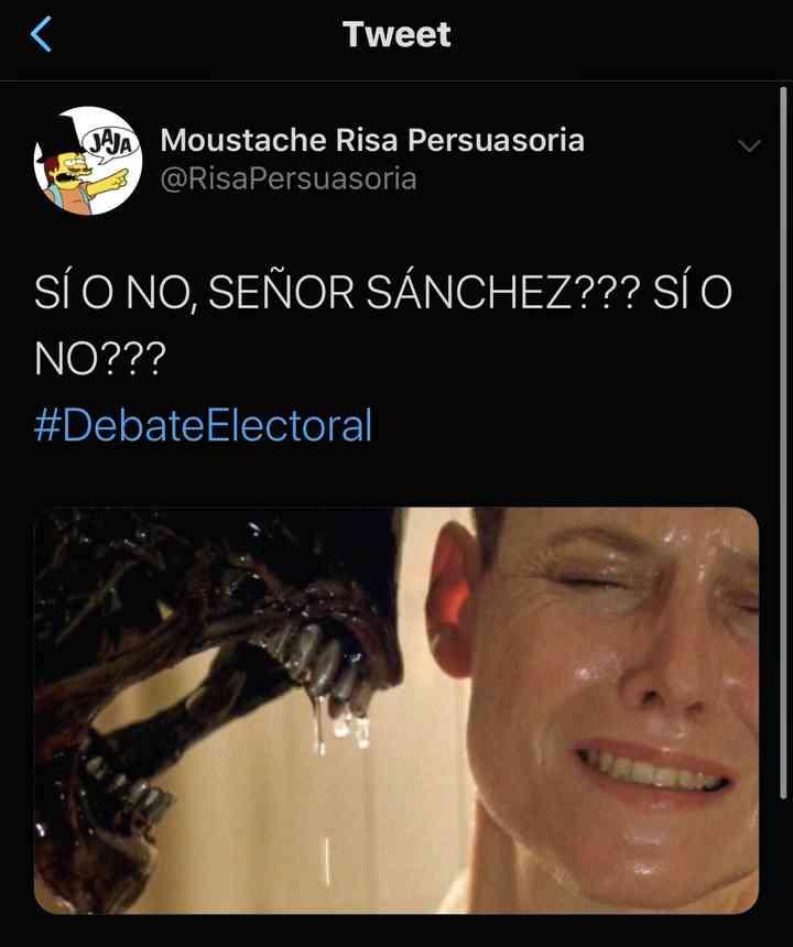 Memes del debate electoral, los 35 mejores 7