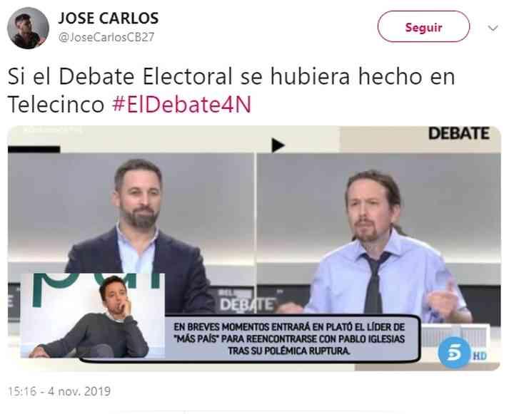 Memes del debate electoral, los 35 mejores 10