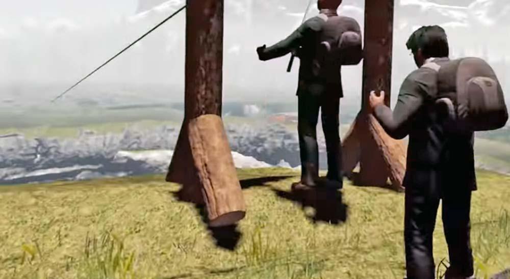 Gasta una broma a sus amigos en un juego de realidad virtual 2