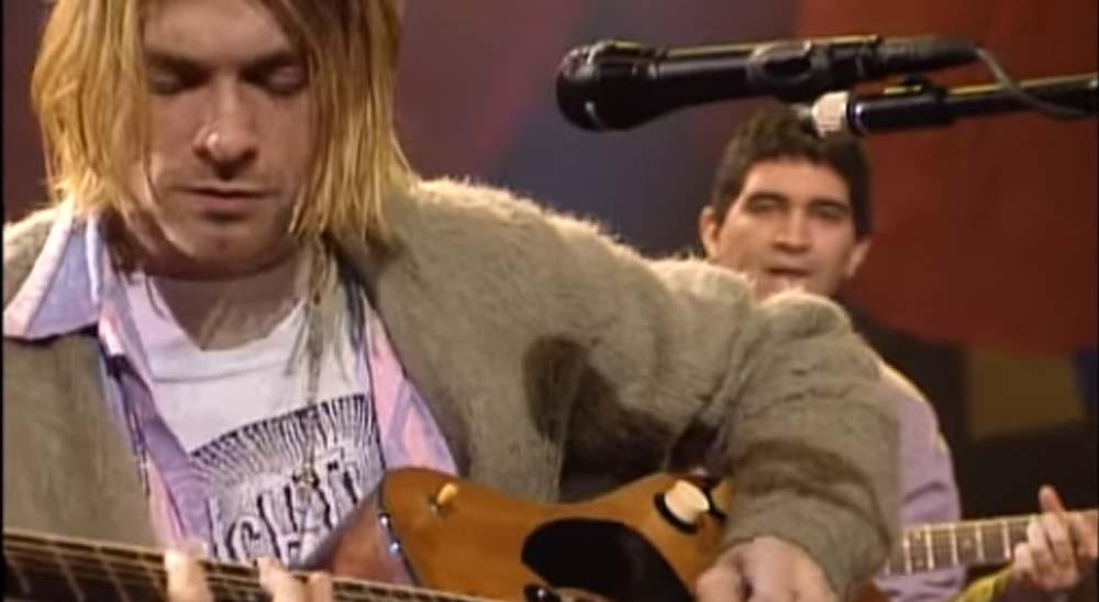 Nuevos vídeos del Unplugged de Nirvana remasterizados 11
