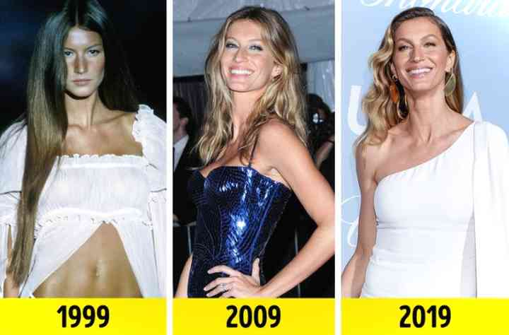 Así ha pasado el tiempo para estas Ángeles de Victoria's Secret 4