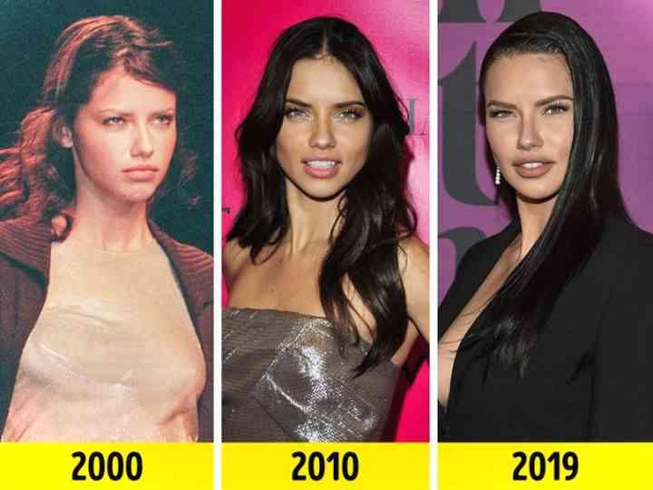 Así ha pasado el tiempo para estas Ángeles de Victoria's Secret 5