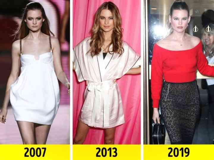 Así ha pasado el tiempo para estas Ángeles de Victoria's Secret 6