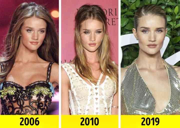 Así ha pasado el tiempo para estas Ángeles de Victoria's Secret 11