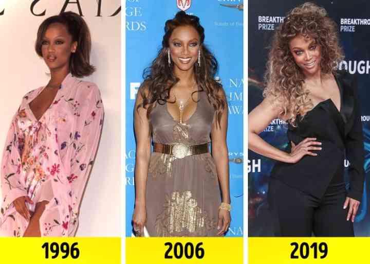 Así ha pasado el tiempo para estas Ángeles de Victoria's Secret 12