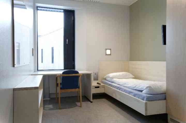 5 Cárceles que parecen un hotel en lugar de una cárcel 7