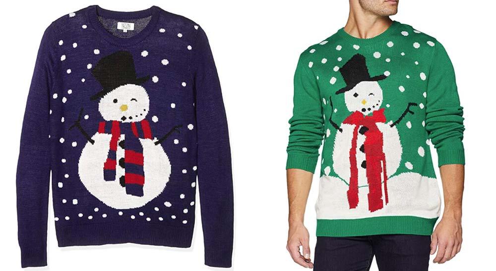 Los 8 Jerseys de Navidad más divertidos que puedes comprar en Amazon 3