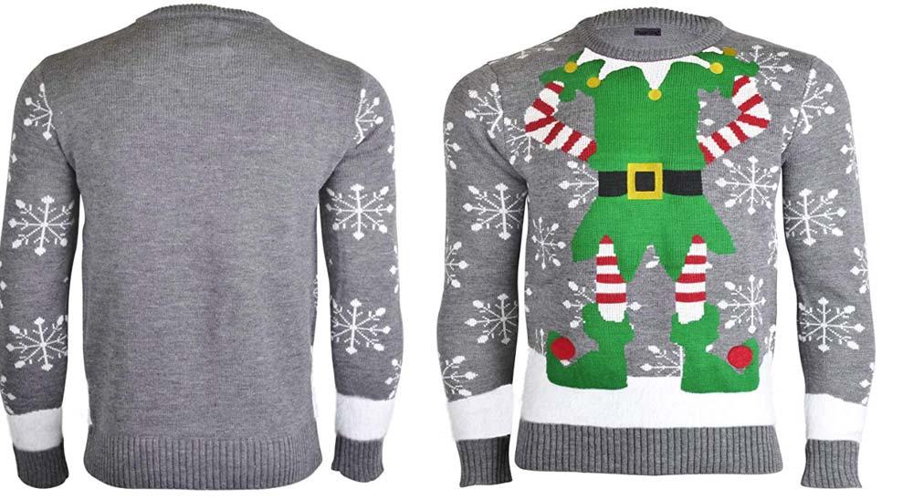 Los 8 Jerseys de Navidad más divertidos que puedes comprar en Amazon 4