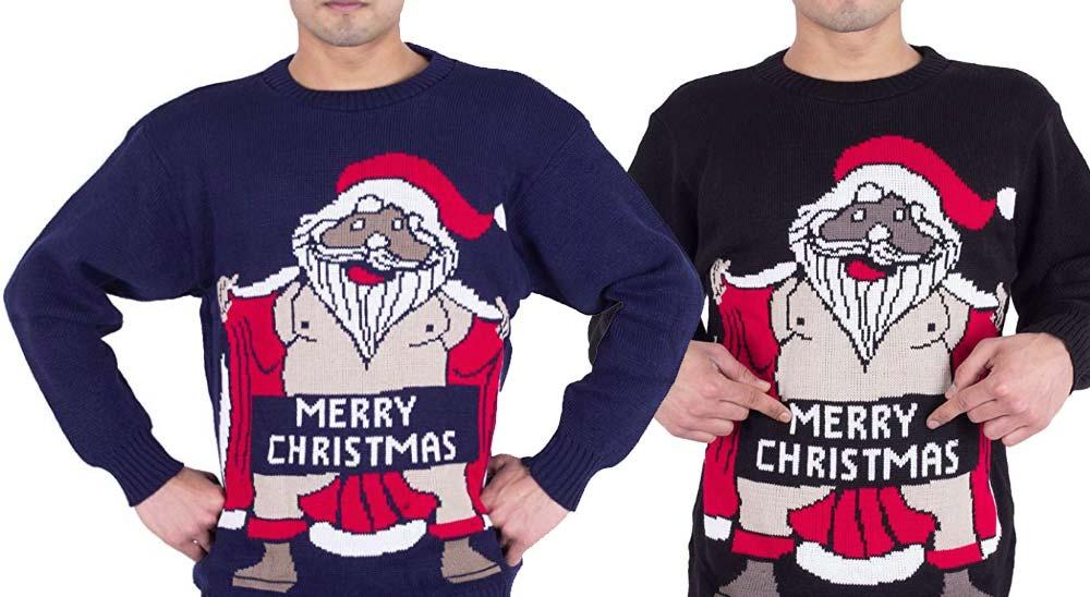 Los 8 Jerseys de Navidad más divertidos que puedes comprar en Amazon 7