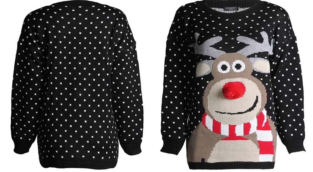 Los 8 Jerseys de Navidad más divertidos que puedes comprar en Amazon 2