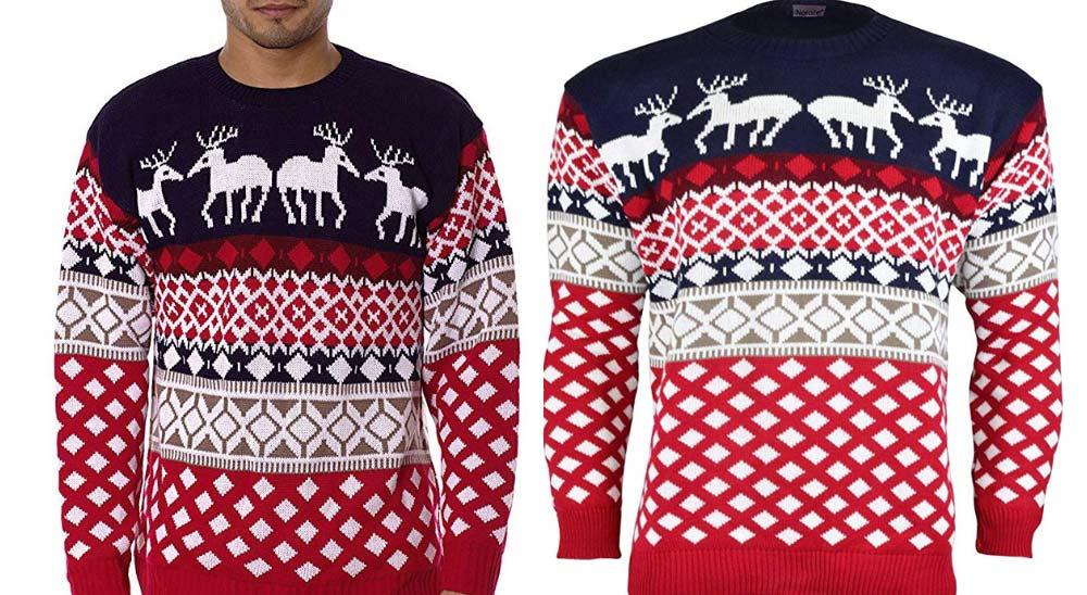 Los 8 Jerseys de Navidad más divertidos que puedes comprar en Amazon 9