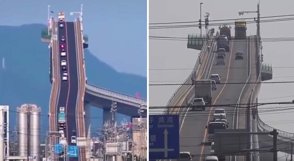 Un puente mágico o se trata de una ilusión óptica [Vídeo] 8