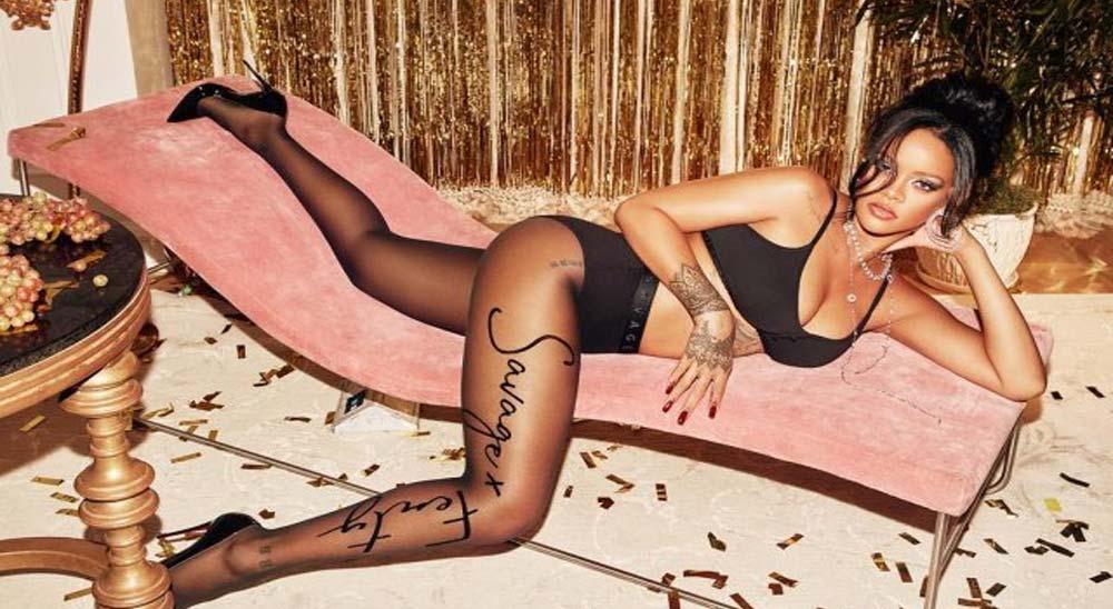 Rihanna la lía en sus redes sociales por el Black Friday 9