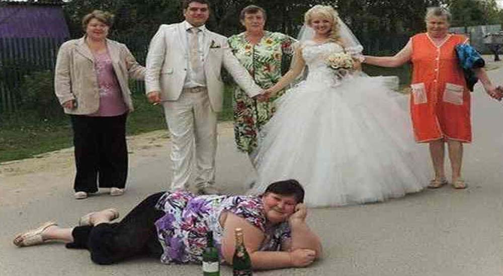 17 Fotos de boda que te van a dejar con la boca abierta 9