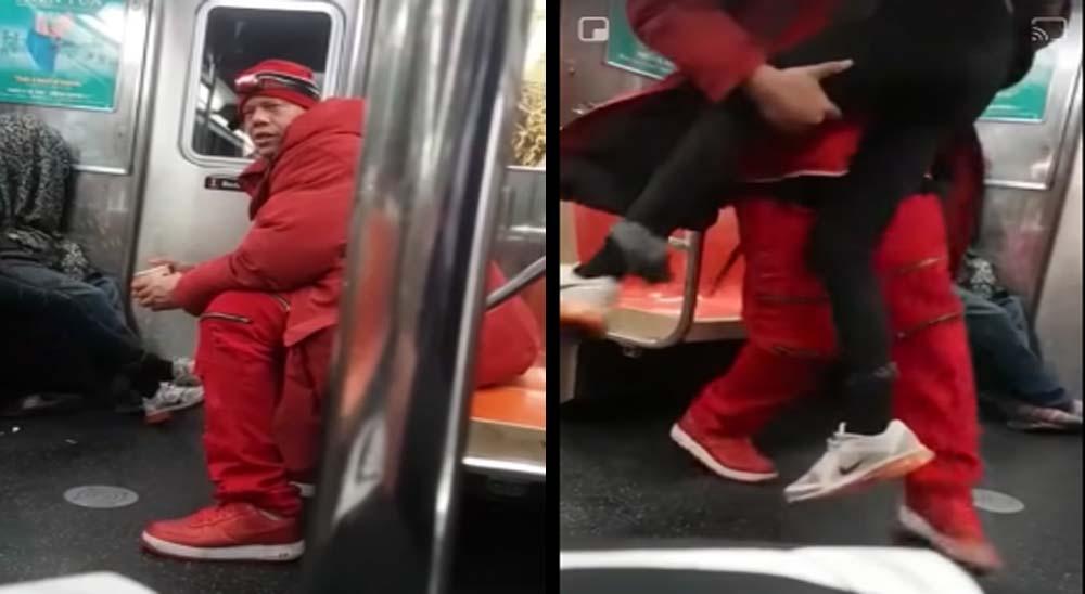 Intenta secuestrar a un niña en el metro de Nueva York 2