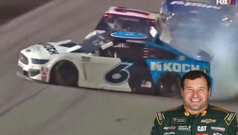 Brutal accidente de Ryan Newman en las 500 Millas de Daytona 6