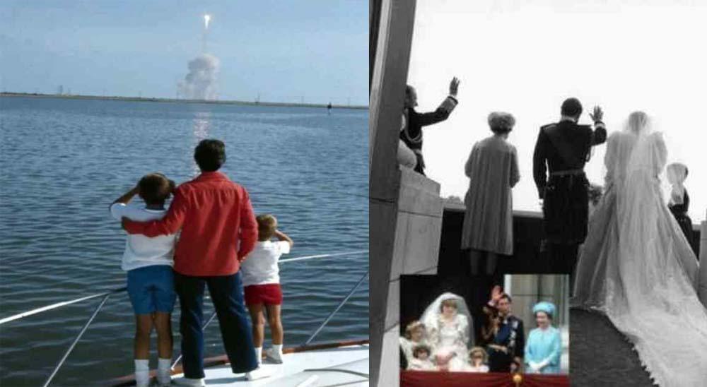 17 Fotografías históricas desde un angulo desconocido 1