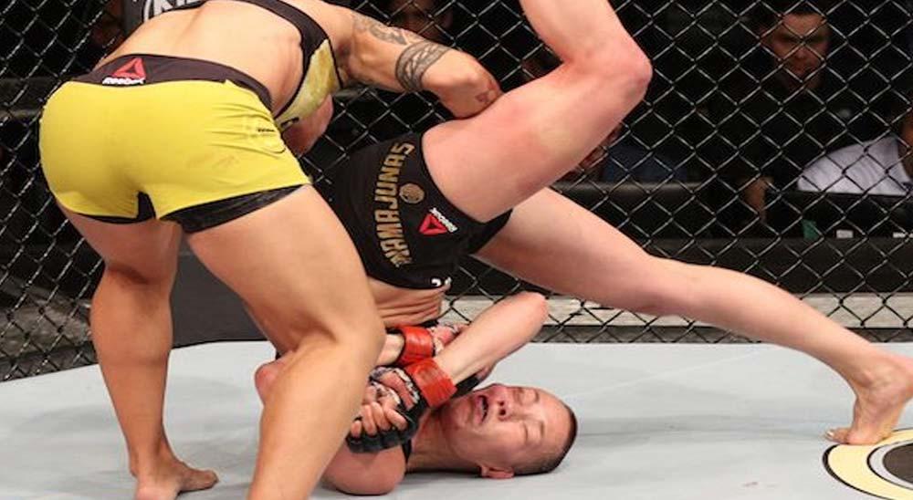 Recopilación con algunas de las mejores peleas de UFC de los últimos años 21