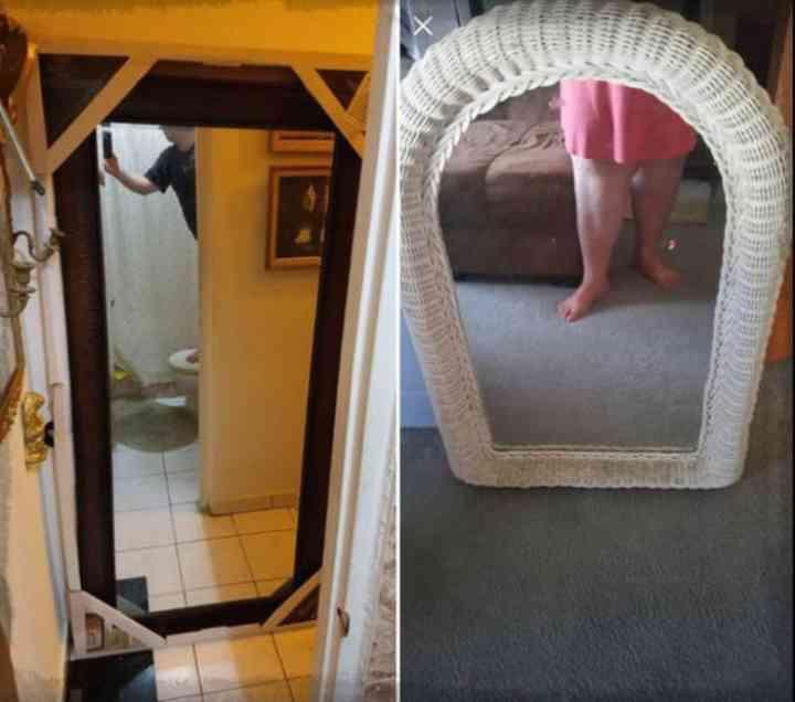 20 divertidas fotos de personas que intentan vender un espejo 9