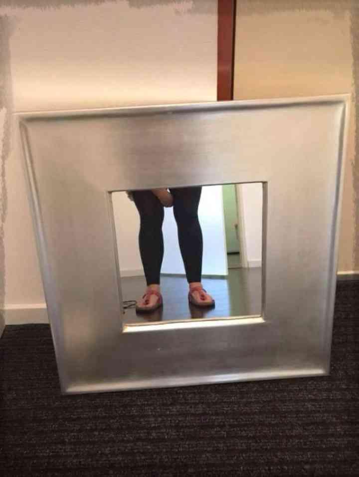 20 divertidas fotos de personas que intentan vender un espejo 10