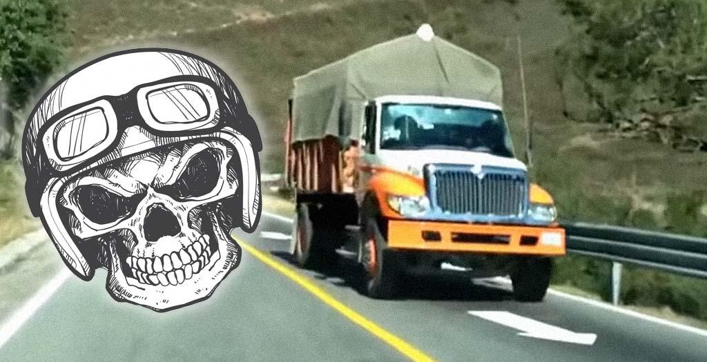 La carretera más peligrosa de México 7