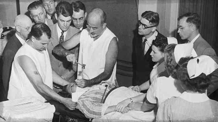 7 Terribles métodos médicos que se usaban hace tiempo 7